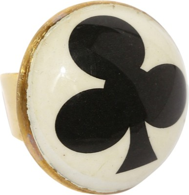 Anouk Metal Enamel Plated Ring at flipkart