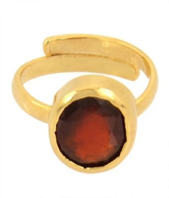 Sovam International 6.25ct Silver Opal Ring at flipkart