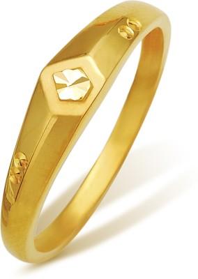 Nishtaa 22kt Yellow Gold ring