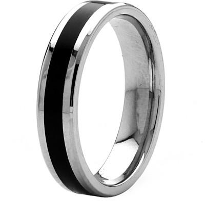 Voylla Alloy Zircon Rhodium Plated Ring at flipkart