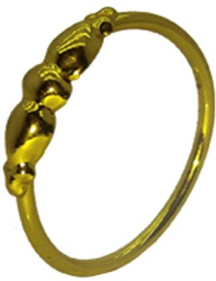 Kashika AVR00106 Copper 22K Yellow Gold Plated Ring  available at flipkart for Rs.149