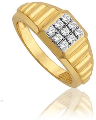 Avsar 18kt Yellow Gold ring