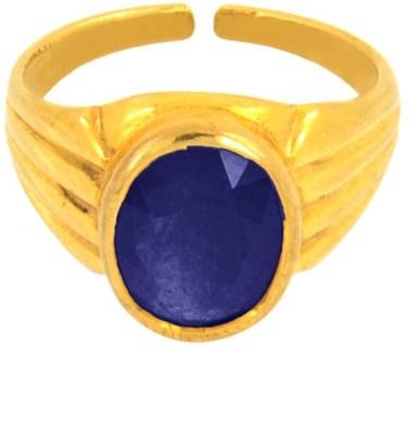 Avaatar 7 Carat Bello Metal Sapphire Ring