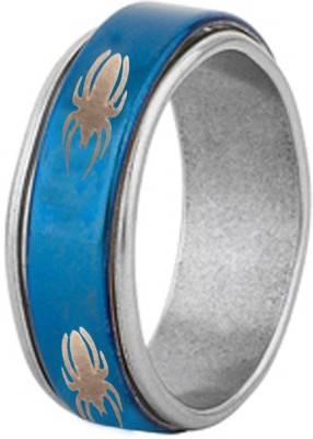 Rich & Famous Elegant Spider Fashion Steel Ring at flipkart