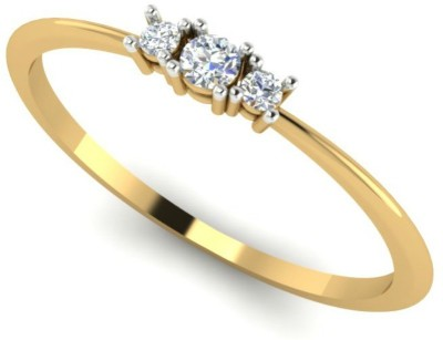 Astrum Diamonds The Twilight 18kt Diamond Yellow Gold ring