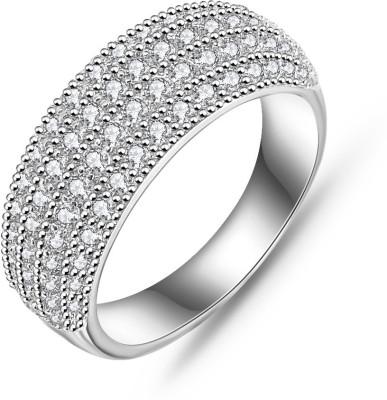 Jewels Galaxy Luxuria Copper Ring at flipkart
