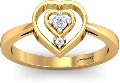 JewelsNext 18kt Diamond Yellow Gold ring