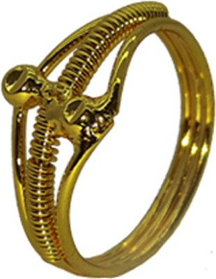 Kashika AVR00110 Copper 22K Yellow Gold Plated Ring  available at flipkart for Rs.149