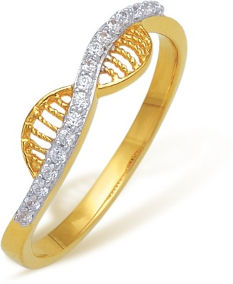 Nishtaa 22kt Yellow Gold ring