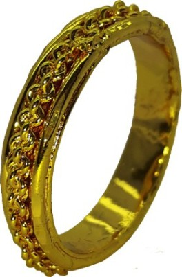 Kashika AVR0043 Copper 22K Yellow Gold Plated Ring  available at flipkart for Rs.149