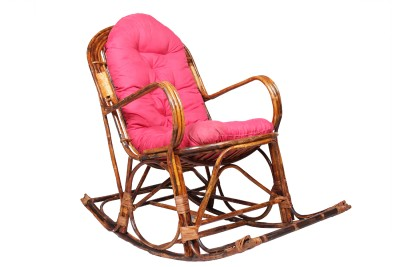 Novelty Cane 1 Seater Rocking Chairs(Finish Color   Brown) Best Rocking  Chairs Price