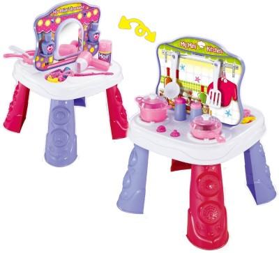 58 off on saffire 2 in 1 kitchen and dresser beauty set for Kitchen set on flipkart