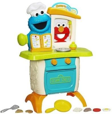 Playskool Street Cookie Monster Kitchen Cafe