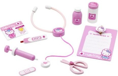 Hello Kitty Kitty Doctors Playset