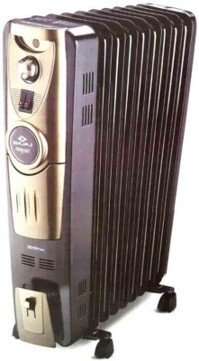 Bajaj Majesty RH 9 Plus Oil Filled Room Heater
