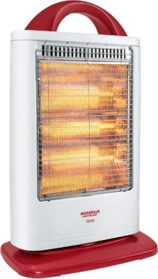 Maharaja-Whiteline-Lava-1200W-Halogen-Room-Heater