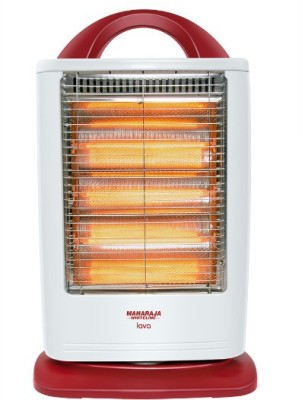Maharaja Whiteline HH-100 Halogen Room Heater