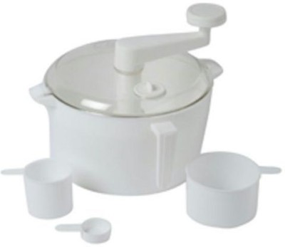 Skys&Ray Plastic Spiral Dough Maker(White) at flipkart