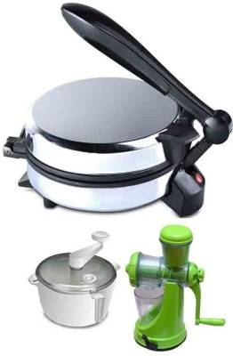 Zaisch With Juicer & Dough maker Roti and Khakra Maker