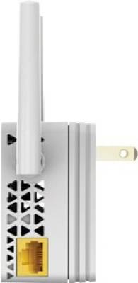 Netgear EX3700 AC750 Mbps Wi-Fi Range Extender (White)