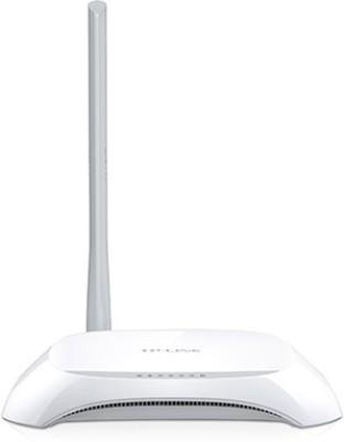 TP-Link TL-WR720N 150 Mbps Wireless N (V2) Router(White)  available at flipkart for Rs.924