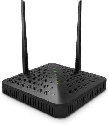 Tenda TE-FH1201 Wireless High Power AC 1200Mbps Dual Band WiFi Router (Black)