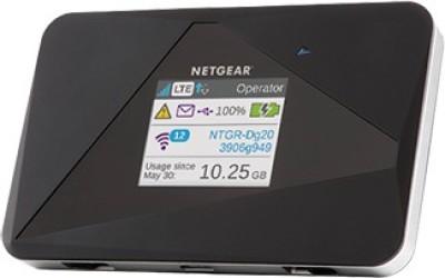 Netgear AirCard 785S Mobile Hotspot 4G LTE 150 Mbps Router(Black, Single Band)