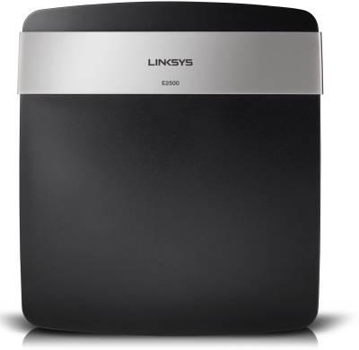 Linksys E2500 (N600) Advanced Simultaneous Dual-Band Wireless-N R...