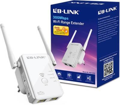 Lb-Link 300 Mbps Wi-Fi Range Extender Router