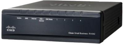 Cisco Linksys RV042 Dual WAN VPN Router
