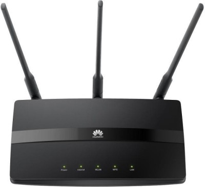 Huawei WS550 : 450 Mbps Wireless N Router(Black)