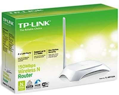 TP LINK TL-WR720N