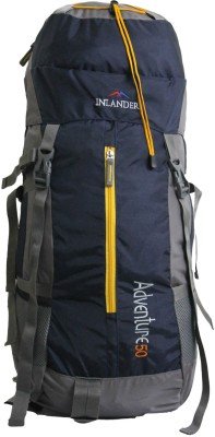 Inlander 1005 N Blue Rucksack  - 50 L(Blue) at flipkart