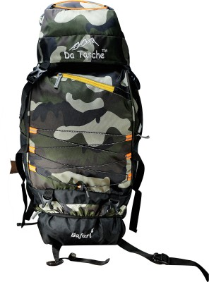 Da Tasche Safari 60L MD Rucksack   60 L Multicolor Da Tasche Rucksacks
