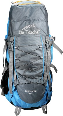 Da Tasche Discover 50L SB Rucksack   50 L Grey Da Tasche Rucksacks