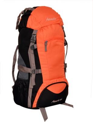 Attache 1023O Rucksack  - 60 L(Orange) at flipkart