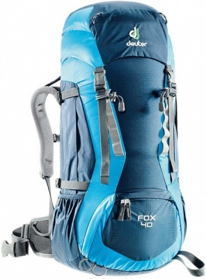 9c841e5bddf8 16% OFF on Deuter Kids Hiking Bag Fox 40 Rucksack - 40 L(Multicolor) on  Flipkart