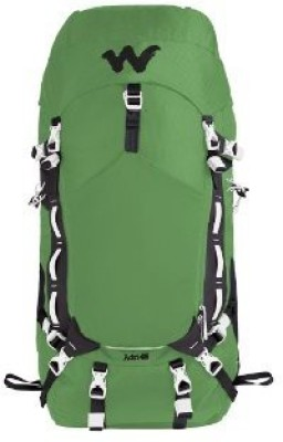 Wildcraft Adri 45 Rucksack  - 45 L(Green) at flipkart