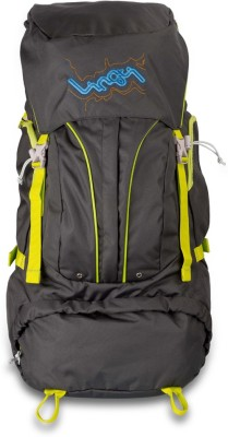 Lingti Zongla 60 L Rucksack  - 60 L(Brown) at flipkart