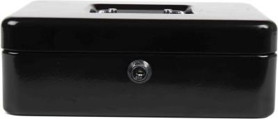 Shraddha Collections Cash Box Safe Locker(Key Lock) at flipkart