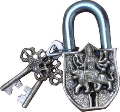 Gathbandhan DURGA Safety Lock(Silver)