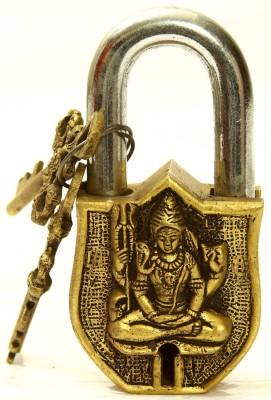 Gathbandhan Shivl Safety Lock(Gold)