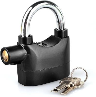 Martand Universal Padlock Safety Lock(Black)