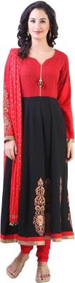 Libas Solid Kurta & Salwar(Stitched)