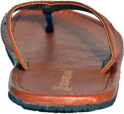 ec27e947fc4da1 ... Guardian Shoes Men Brown Sandals ...