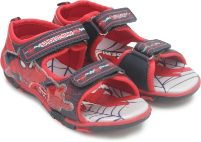 Spiderman Boys Sports Sandals at flipkart