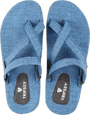 Tripssy Men Blue Sandals at flipkart