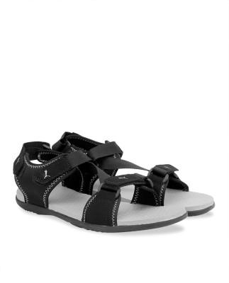 a5c68f48f3f3f7 Puma Women Puma Black Quarry Sports Sandals available at Flipkart for Rs. 1299