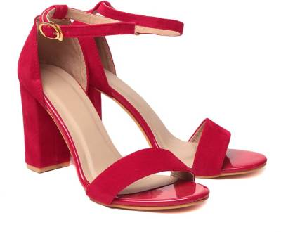Klaur Melbourne Women Red Heels