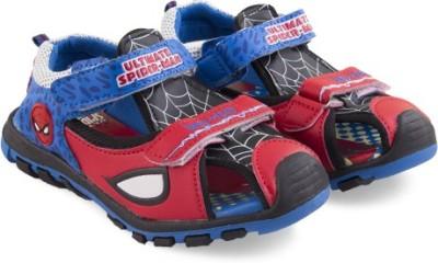 Spiderman Boys Sports Sandals at flipkart